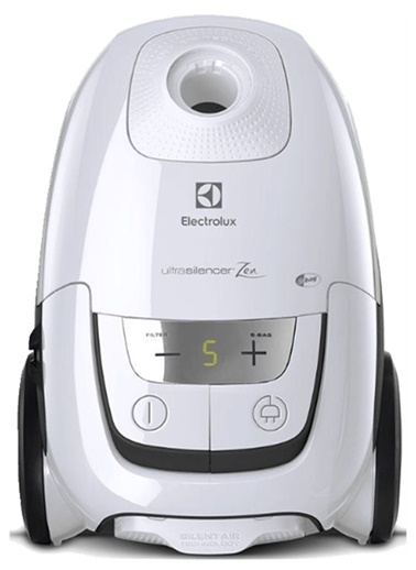 ZUSANI58 Ultra Silencer Torbalı Süpürge-Electrolux